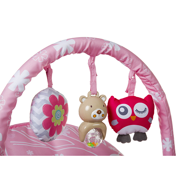 Best baby rocker with toy bar