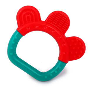Ring Bell Silicone Teether